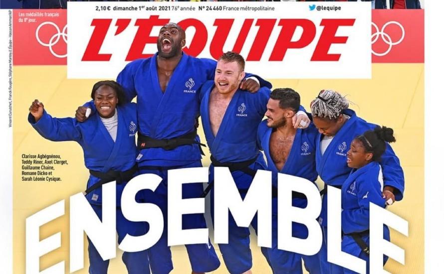 Le JUDO sport n°1 Français aux JO de Tokyo